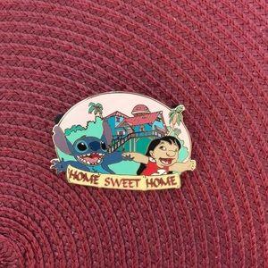 Disney Other - Disney Lilo & Stitch Auction LE Pin